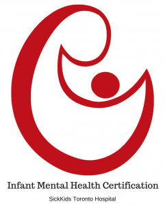 Infant mental health certification logo