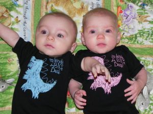 Twin Sleep COnsultant helping parents with twins with personalized sleeping plans