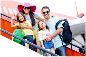 traveling with your family tips