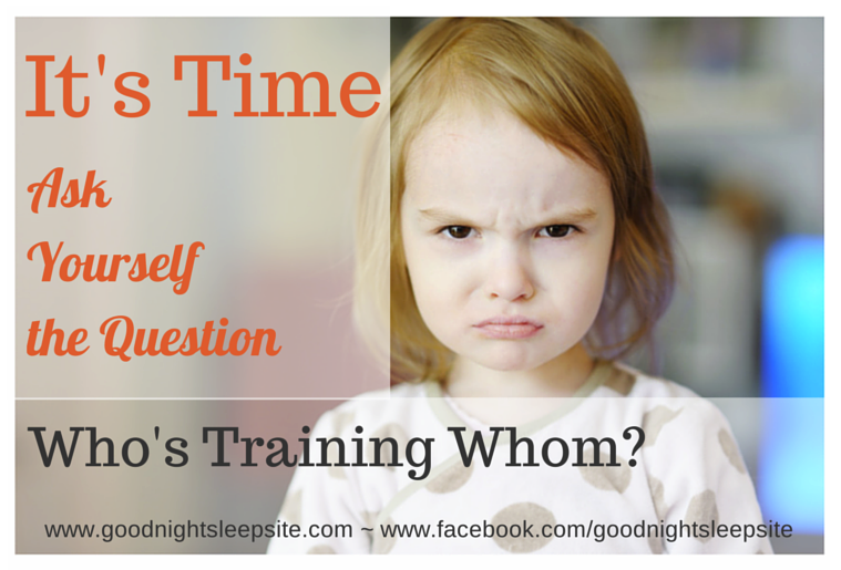 Toddler Sleep Help, Setting Limits with Toddlers