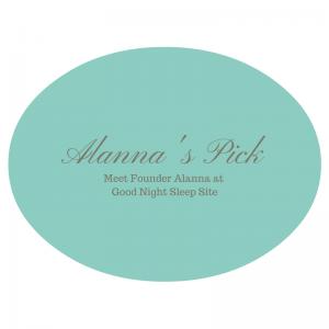 Alanna's Pick