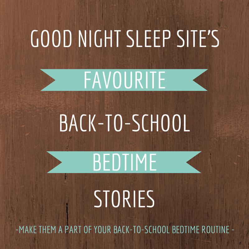 back to school bedtime stories