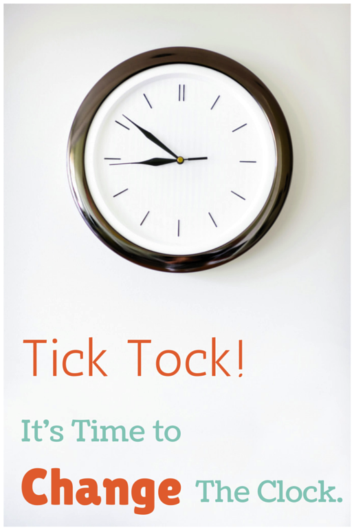 tick tock time change