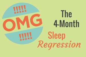 baby 4 month sleep regression