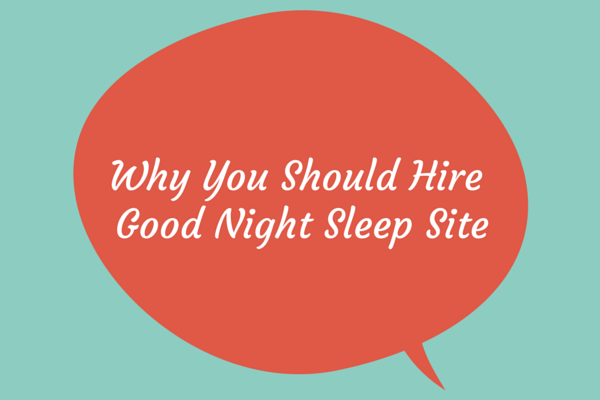 Hire a Sleep Consultant and Learn How to Sleep