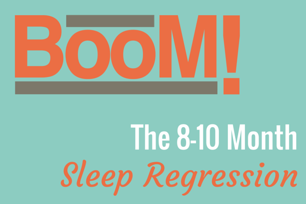 8-10 month sleep regression