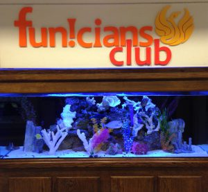 funcians club aquarium