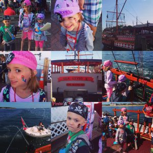 sea gypsy ride for kids in Martha's Vineyard.