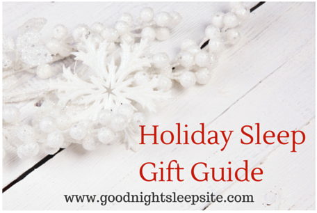 Holiday Sleep Gift Guide