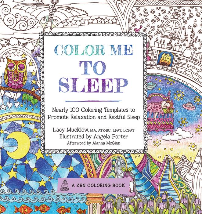 Color Me To Sleep – Colouring to Help You Sleep