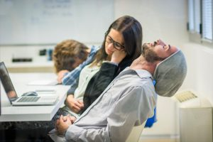 Company sleep health