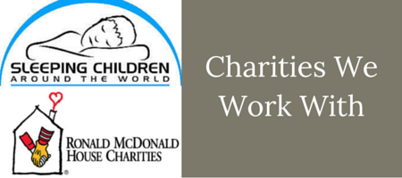 Charities We Work With