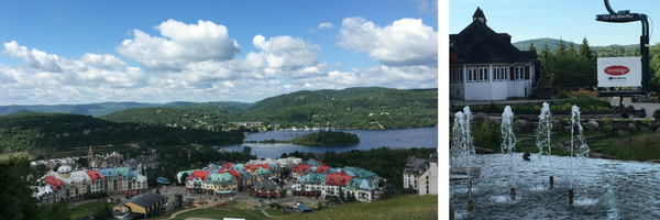 Mont Tremblant Summer Family Trip