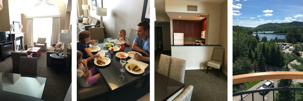 Westin Family Suite