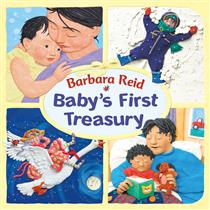 books for kids baby's first treasury