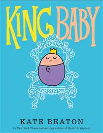 books for kids king-baby