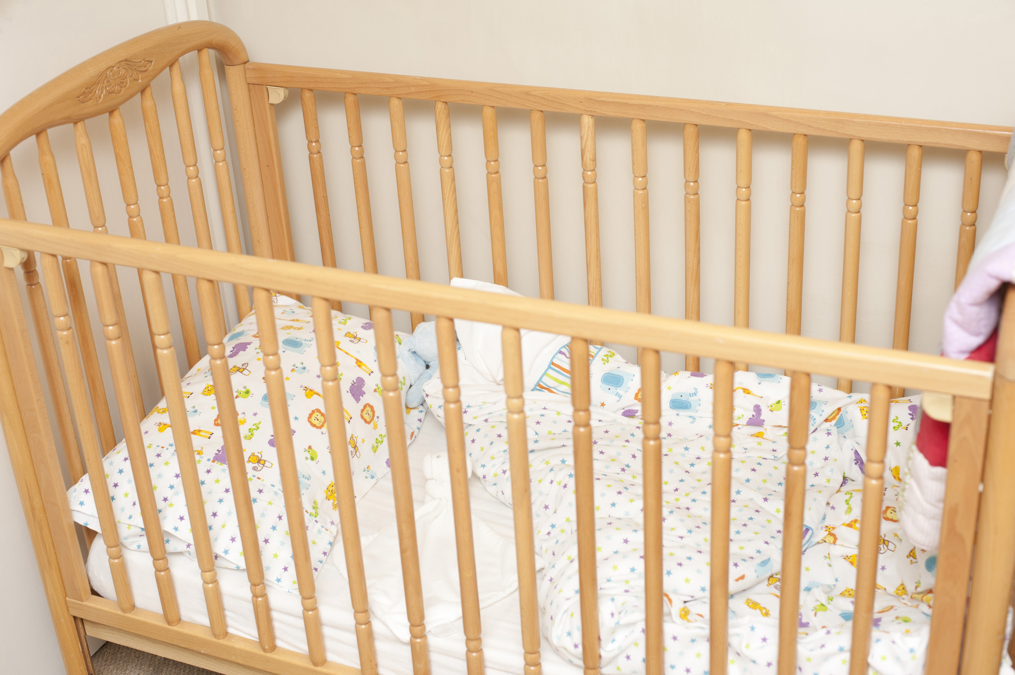 unsafe sleep environment for baby
