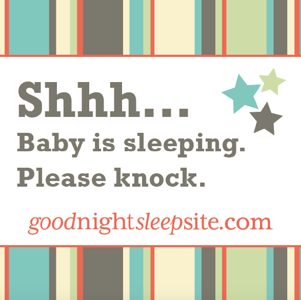 graphic relating to Printable Baby Sleeping Sign Front Door identify Kid Snooze Doorway Signal and Free of charge Printable Rest Worksheets