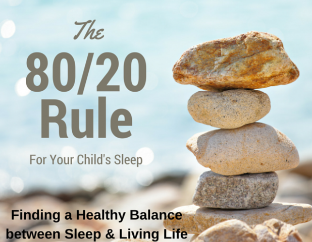 Balancing Life with Healthy Sleep for Your Child
