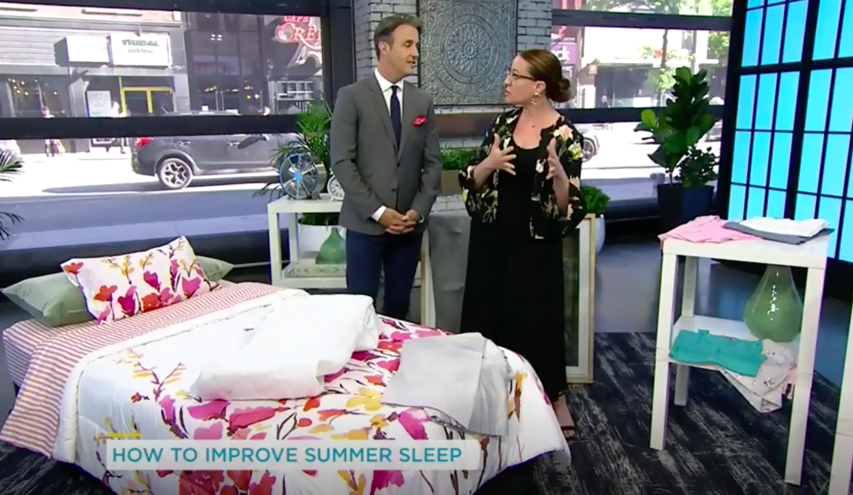 Why You Sleep Less in the Summer Than the Winter – CTV Your Morning