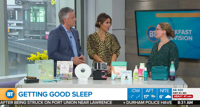 Tween and Teen Sleep Help – Breakfast Television